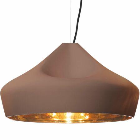 Pleat Box 47 hanglamp Marset bruin