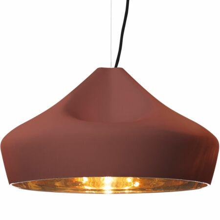 Pleat Box 47 hanglamp Marset terracotta