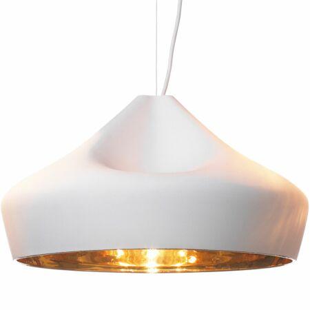 Pleat Box 47 hanglamp Marset wit