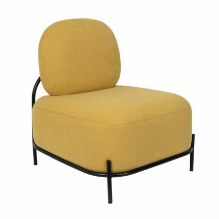 Polly fauteuil Luzo geel