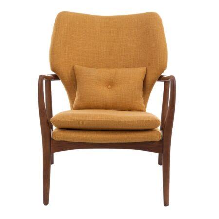Peggy fauteuil Pols Potten - Okergeel