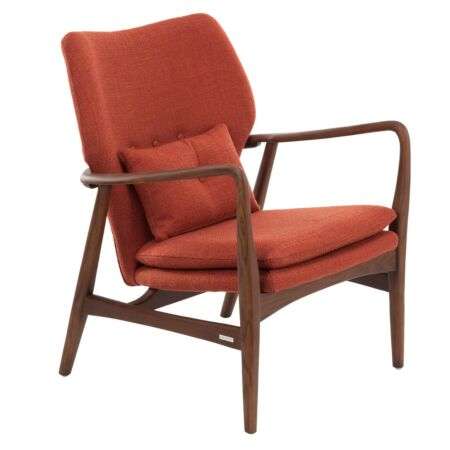 Peggy fauteuil Pols Potten - Roest Rood