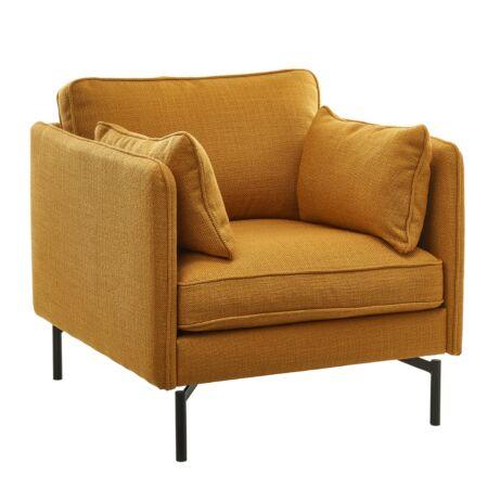 PPno.2 fauteuil Pols Potten okergeel