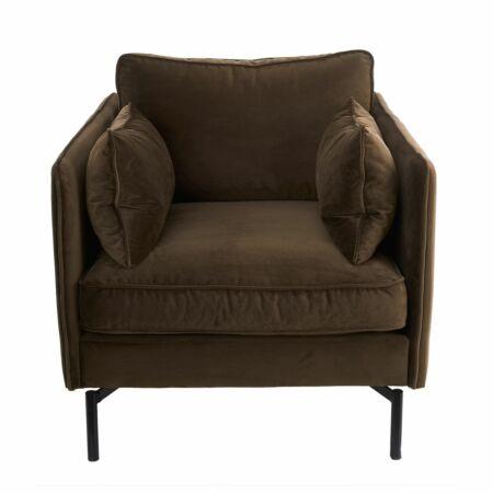 PPno.2 fauteuil Pols Potten bruin