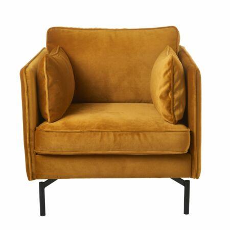 PPno.2 fauteuil Pols Potten goud