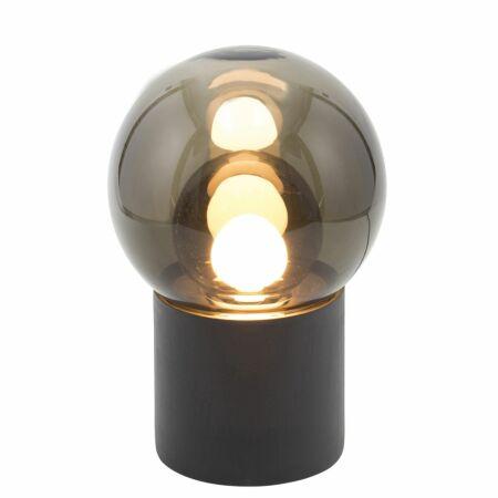 Boule vloerlamp Pulpo 82,5 grijs/grijs zwart