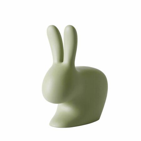 Rabbit Baby stoel Qeeboo groen