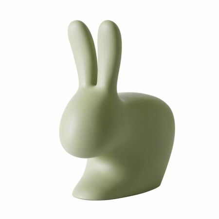 Rabbit stoel Qeeboo groen