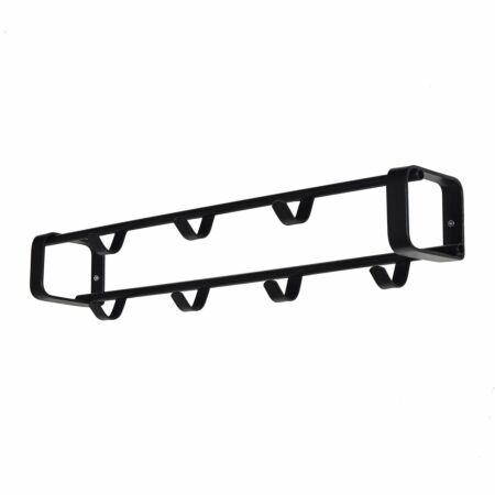 Rex 1 wandkapstok Spinder Design zwart