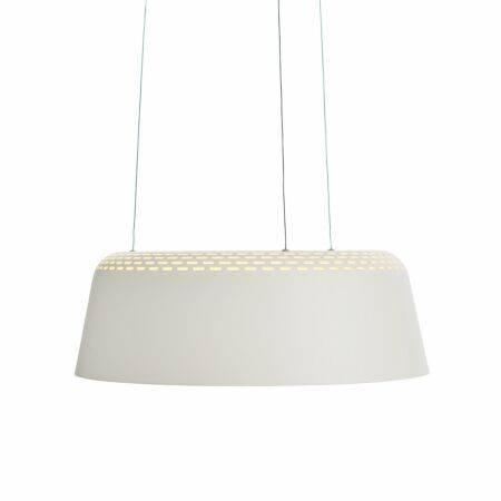 Ring hanglamp Hollands Licht wit