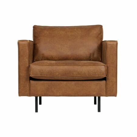 Rodeo Classic fauteuil BePureHome cognac