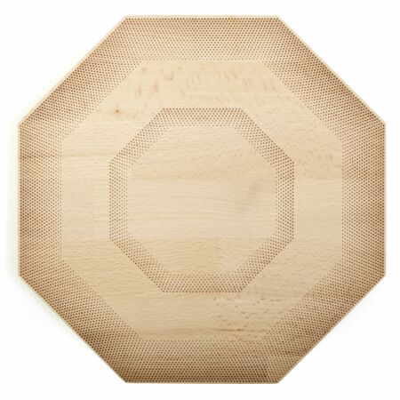 Shades of Plates bord Frederik Roijé achthoek basic