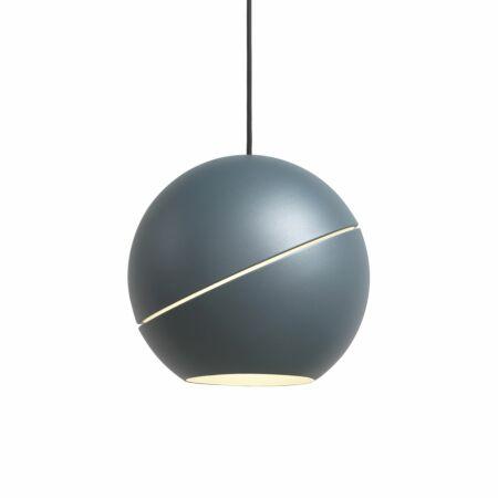 Sliced Sphere hanglamp Roijé blauw