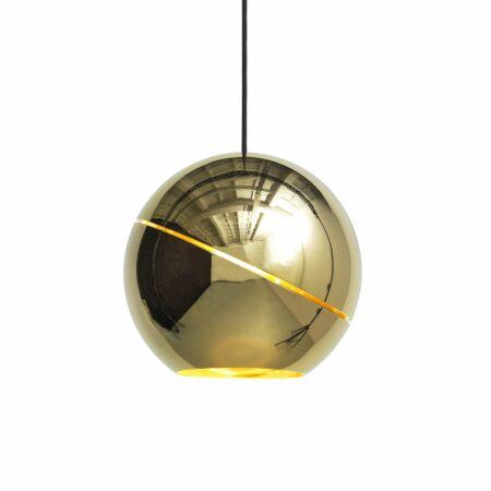 Sliced Sphere hanglamp Roijé goud