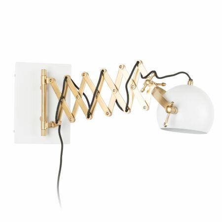 OP = OP - Sarana wandlamp Luzo wit