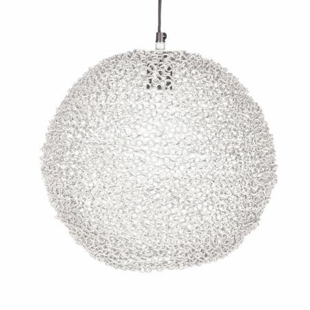 Spinner hanglamp Bodilson wit