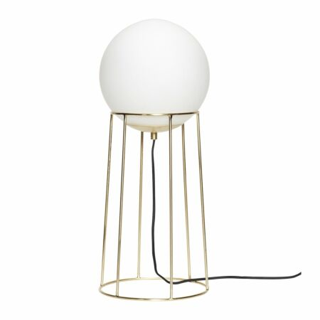 Stand Up Bowl vloerlamp Hübsch