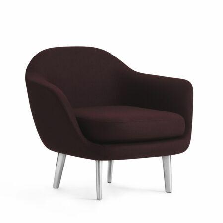 Sum fauteuil Normann Copenhagen alu Synergy 88