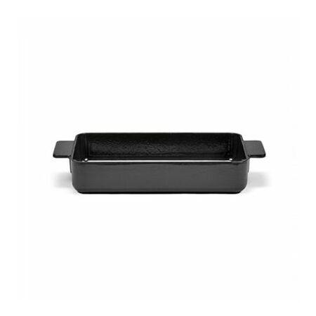 Surface ovenschaal Serax 32x20 zwart