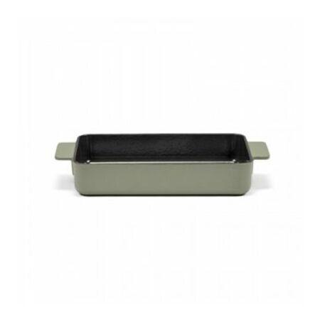 Surface ovenschaal Serax 32x20 camo green