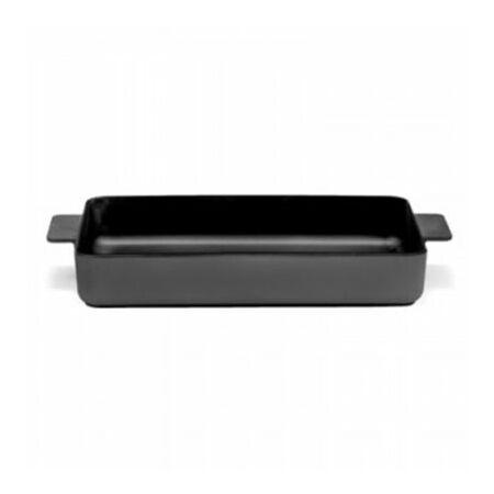 Surface ovenschaal Serax 37x28 zwart