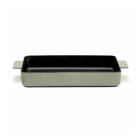 Surface ovenschaal Serax 37x28 camo green