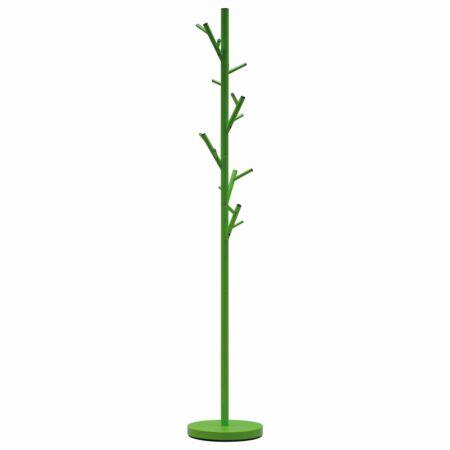Takjes staande kapstok Seel groen