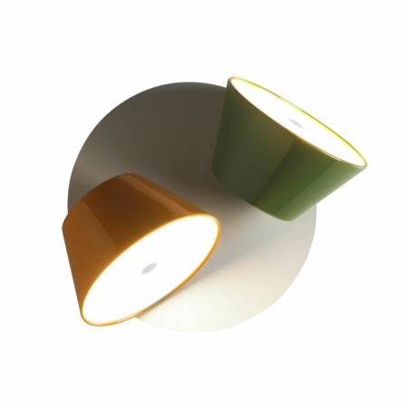 Tam Tam 2 wandlamp Marset