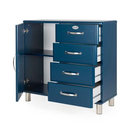 Malibu dressoir Tenzo - 1D4L - petrol