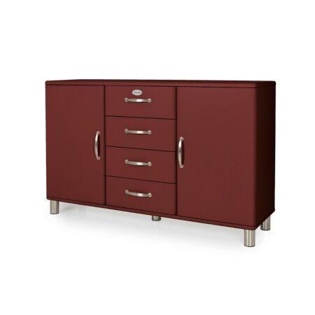 Malibu dressoir Tenzo - 2D4L - maroon