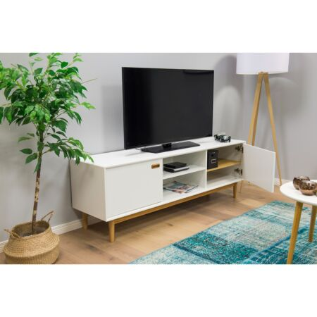 Svea TV meubel Tenzo - wit