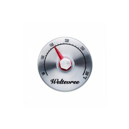 Outdooroven thermometer Weltevree magnetisch