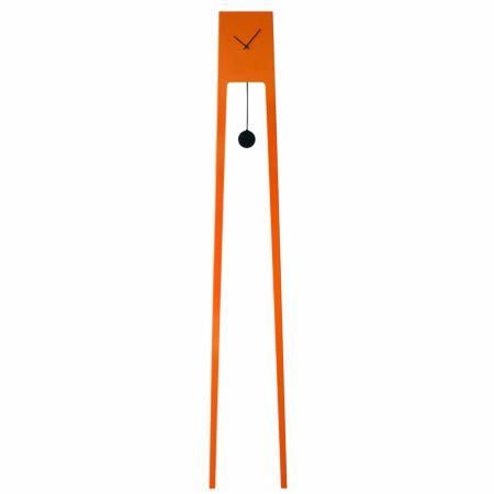 Tiuku klok Covo oranje