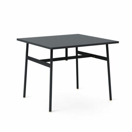 Union eettafel Normann Copenhagen 90x90cm zwart