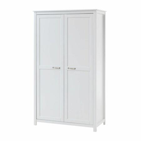 Stella kledingkast Vipack - 2-deurs - wit