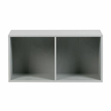 Lowercase modulekast VTwonen two open