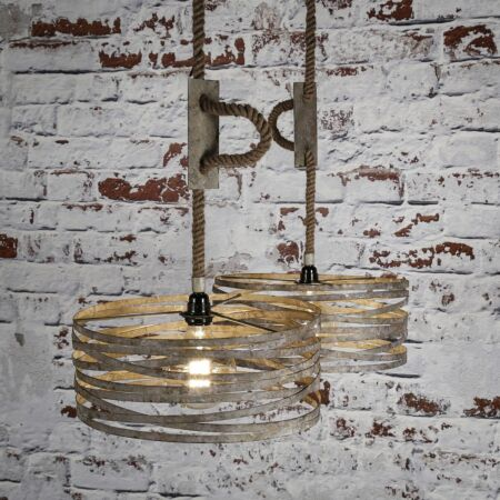 Wire 2 hanglamp Kay