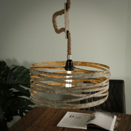 Wire 1 hanglamp Kay