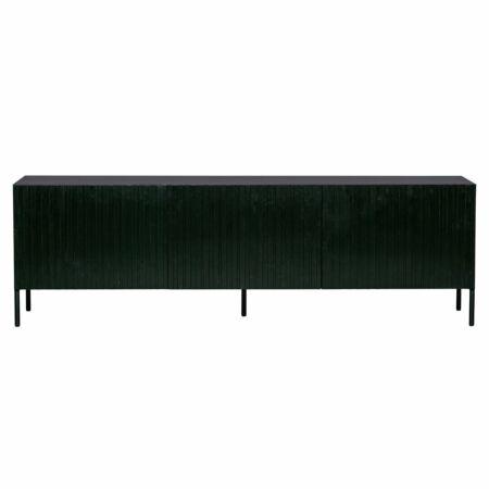 Gravure TV meubel Woood Exclusive zwart
