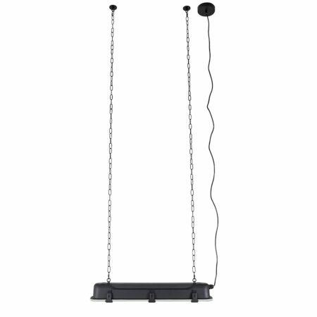 G.T.A. hanglamp Zuiver L - zwart