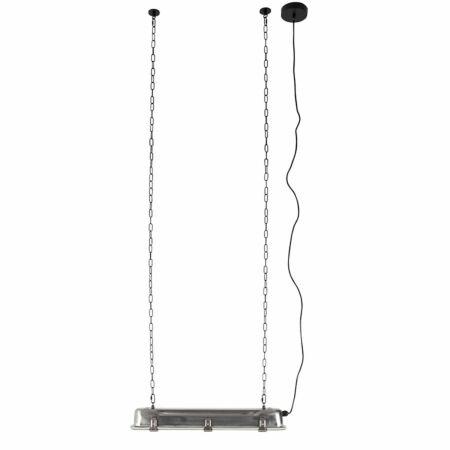 G.T.A. hanglamp Zuiver L - nikkel