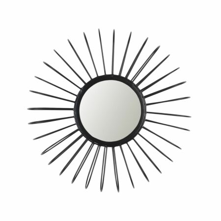 Selena spiegel Luzo zwart