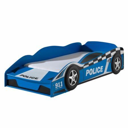 Car Beds kinderbed Vipack - Junior Police