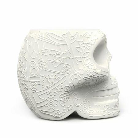 Mexico kruk/bijzettafel Qeeboo ivoor