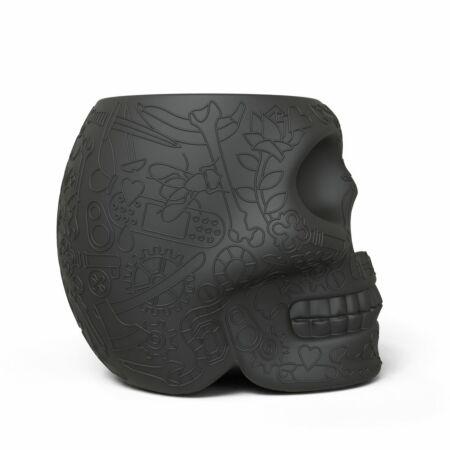 Mexico kruk/bijzettafel Qeeboo zwart