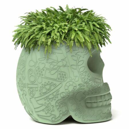 Mexico plantenbak - wijnkoeler Qeeboo groen