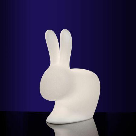 Rabbit lamp Qeeboo LED outdoor baby wit