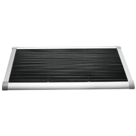 New Standard deurmat Rizz zilver 90cm