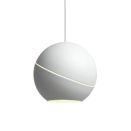 Sliced Sphere hanglamp Roijé wit - VERHUIS SALE