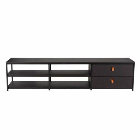 Strong TV meubel Bodilson 210cm zwart
